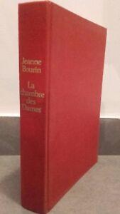 Jeanne Bourin La Camera Delle Donna Francia Loisirs 1979