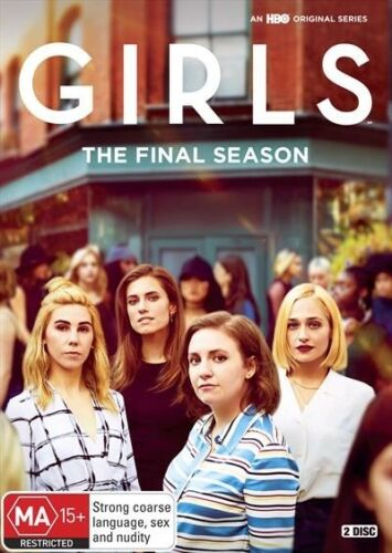 1 of 1 - GIRLS : The FINAL Season 6 : NEW DVD
