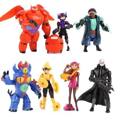 Big Hero 6 Choose Your 3 75 Figure Baymax Fred Mochi Yokai And More Ebay