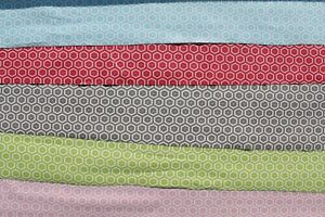 Stoff-Baumwolle-beschichtet-Leona-Sechsecke-Hexagon-150-cm