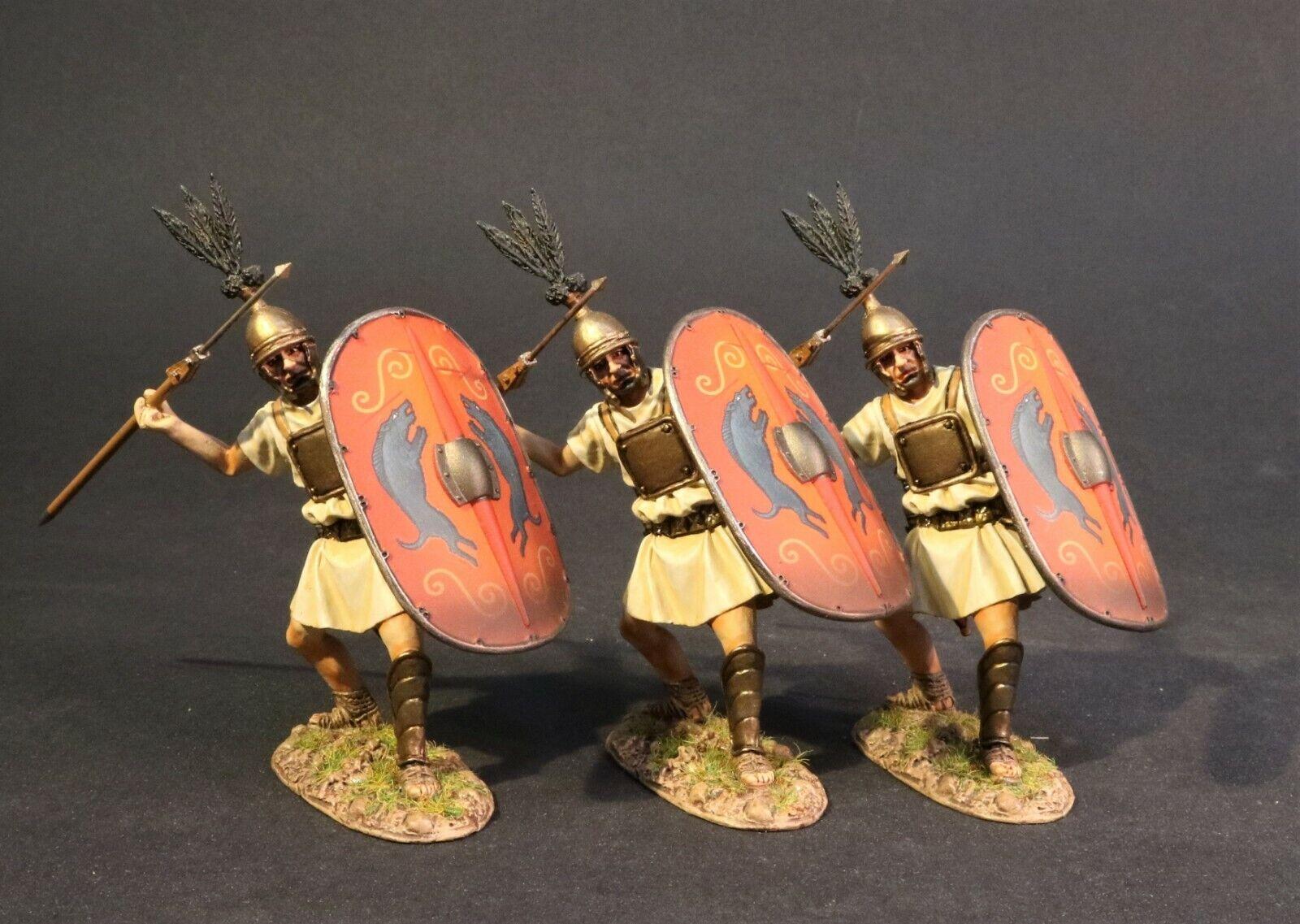 John Jenkins Roman Empire Age Of Arthur HMRR-16RN Drei Hastatus Wurf Pilums