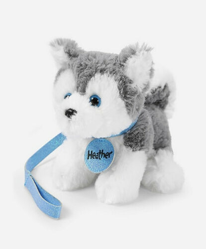 Justice Pet Shop HEATHER the Husky New with Tags