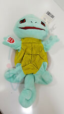 Build A Bear Pokemon Squirtle Turtle Unstuffed B-A-B