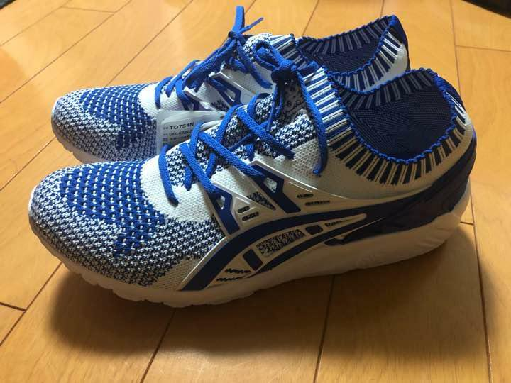 Asics Gel Kayano trainer knit 27.0cm from japan (6141