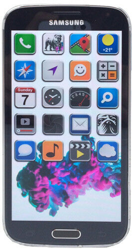 Samsung SM-C115 Galaxy K Zoom Charcoal Black/Schwarz 8GB LTE Smartphone (N97867)