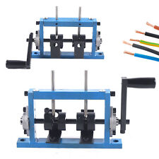 Wire Stripping Machine 130mm Cable Peeling Machine Manual Wire Strippercutter