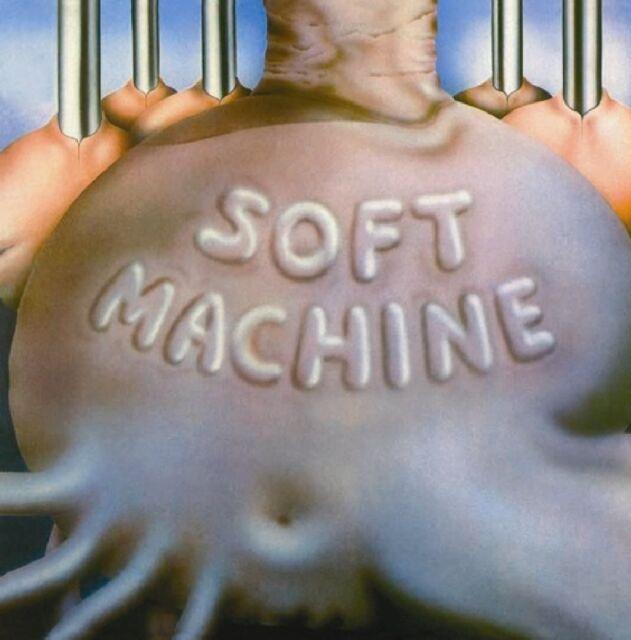 Soft Machine - Six (2017)  CD  NEW/SEALED  SPEEDYPOST