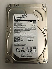 "Dell Seagate Barracuda Internal 3TB 7200RPM 3.5"" ST3000DM001 HDD HHD4K 6Gb/ps"