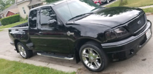 First edition harley Davidson f150 for sale?