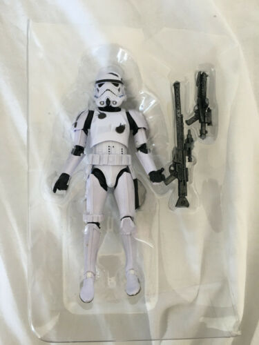 "Star Wars Black Series 6/"" Battle Damaged IMPERIAL STORMTROOPER Amazon exclusive"
