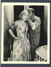"""SEXY MAE MURRAY - EXCEL COND SILENT ERA PHOTO - """"GIRL WITH BEE STUNG LIPS"""" SIL"""
