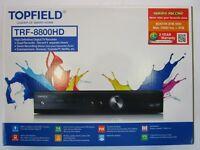Topfield Trf-8800 2tb Hd Video Recorder In Box