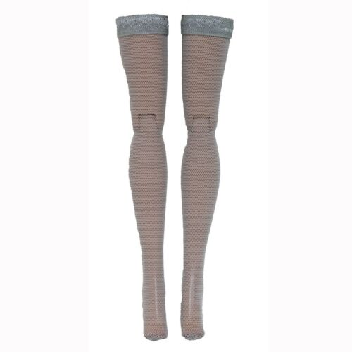 Francie and Stacey Gray Doll Stockings for vintage Barbie