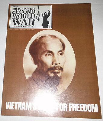 History Of The Second World War Magazine Vietnam's Fight No.121 080514R1