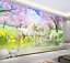 3D White Unicorn 52 Wallpaper Murals Wall Print Wallpaper Mural AJ WALL AU Lemon