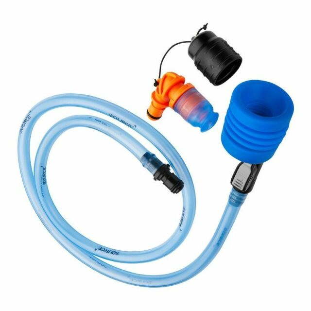 SOURCE REPLACEMENT TUBE WITH UTA™ TAP AND BOTTLE ADAPTOR