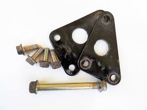 HONDA-SUPERDREAM-CB250N-CB400N-ORIGINAL-FIT-TOP-ENGINE-MOUNTING-BRACKET-amp-BOLTS