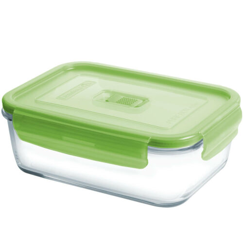 Behälter  Pure Box Active  grün 380ml rechteckig  LUMINARC