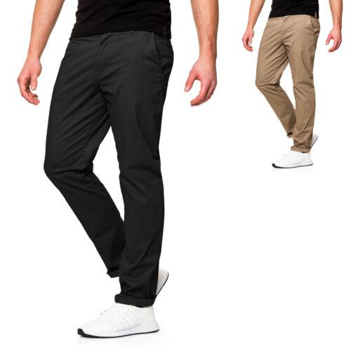 Selected Homme Chino Longue Pantalon Chinos Pantalon Court Classic Business Décontracté