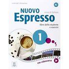 Nuovo Espresso: Libro Studente 1 by Alma Edizioni (Paperback, 2014)