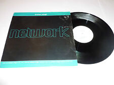 "NETWORK - Broken Wings - Scarce 1992 UK 3-track 12"" vinyl single"