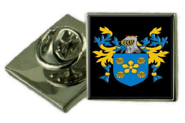 100% QualitäT Greatbach England Familie Wappen Revers Pin Abzeichen Graviert Geschenk Hülle Elegantes Und Robustes Paket