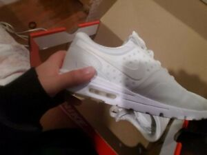 best service c18f9 e8c9b Image is loading Nike-W-Air-Max-Zero-857661-105-NSW-