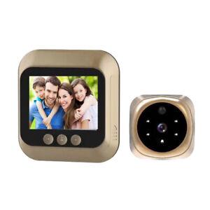 Doorbell Camera Front Door Security Camera For Home Hotel ...