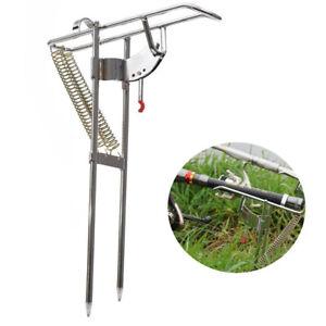 Automatic-Double-Spring-Angle-Pole-Fish-Pole-Bracket-Fishing-Rod-Holder-Mount