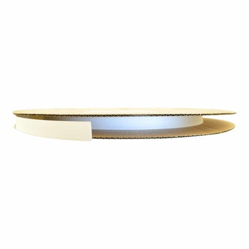 in Weiß Schrumpfschlauch 2:1 D=6,4mm//d=3,2mm Länge 75 m auf praktischer Spule