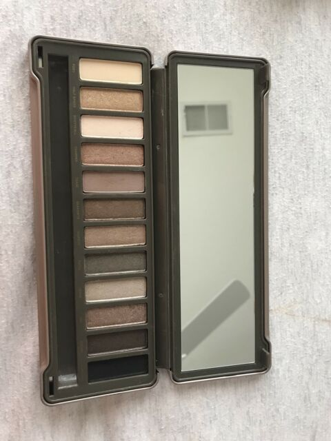 Naked 2 palette Urban Decay, no brush