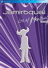 JAMIROQUAI - LIVE AT MONTREUX 2003 NEW REGION 2 DVD