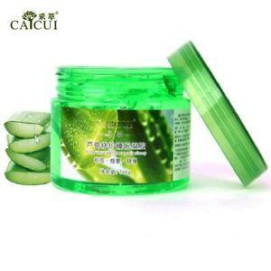 CAICUI-Aloe-Vera-Plant-Sleep-Mask-Gel-Cream-Repair-skin-Face-Mask-Essence-Relax