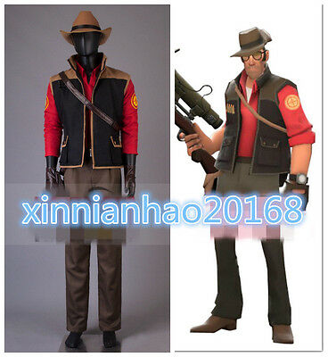 Tf2 Sniper Costume