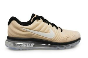 best loved fce22 2e7cd Details about Mens Nike Air Max 2017 - 849559 200 - Bio Beige Trainers
