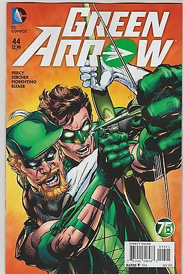 Aquaman #44 Green Lantern 75 Var Ed VF//NM