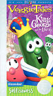 VeggieTales - King George and the Ducky (VHS, 2003, VeggieTales Classics)