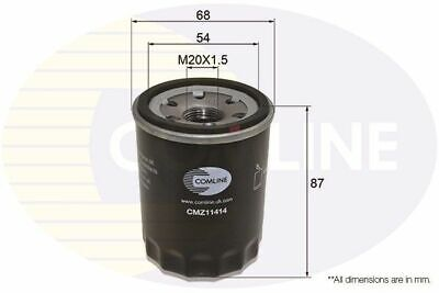 PEUGEOT 307 1.6 16 V 59 mm outer diam Genuine Comline Filtre à huile OE QUALITY