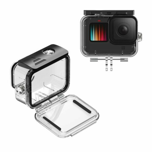 Housing Case Diving Protective Cover Case For GoPro Hero 9 Action Camera