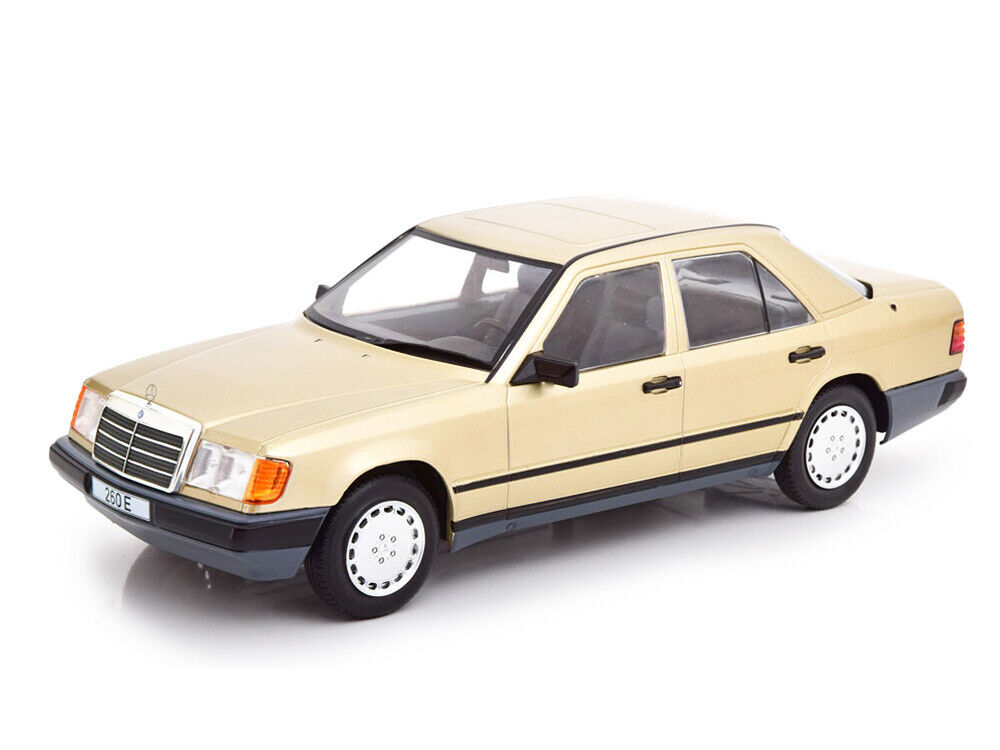 Mercedes-Benz 260 E (W124) 1984 - 1 18 - Modelcar Group