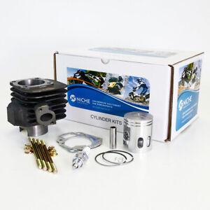 Details about Cylinder Piston Gasket Top End Kit for Polaris Sportsman 90  2001-2006