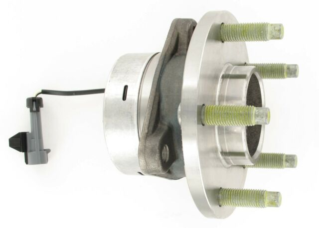 Wheel Bearing and Hub Assembly Front SKF BR930433