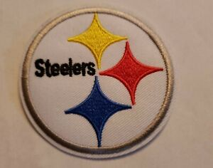STEELERS NATION Embroidered Sew//Iron On  COLLECTIBLE Patch W// FREE SHIP