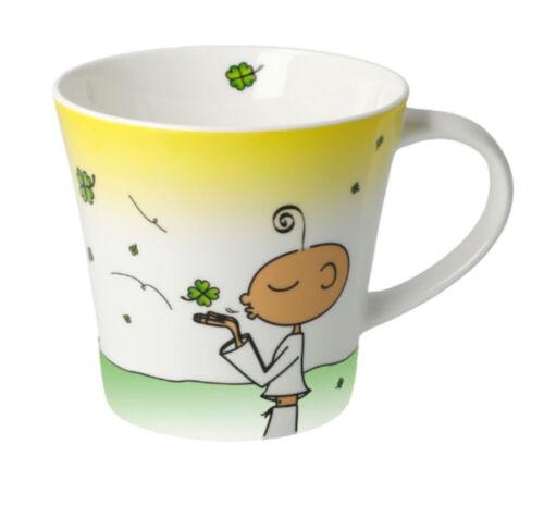 Goebel Der kleine Yogi Kaffeetasse Teetasse Glückstasse Neuheit 2020 1271