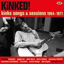 Kinked! Kinks Songs & Sessions 1964-1971 (CDCHD 1463)