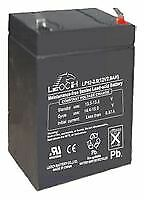 BATTERY lead acid AGM 12 V 2.9ah Batteries rechargeable-cm85558