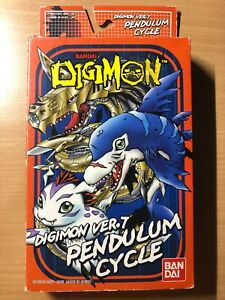 Boxed-Bandai-Digimon-Ver-7-Pendulum-Cycle-Electronic-Pet-Transparent-Colour