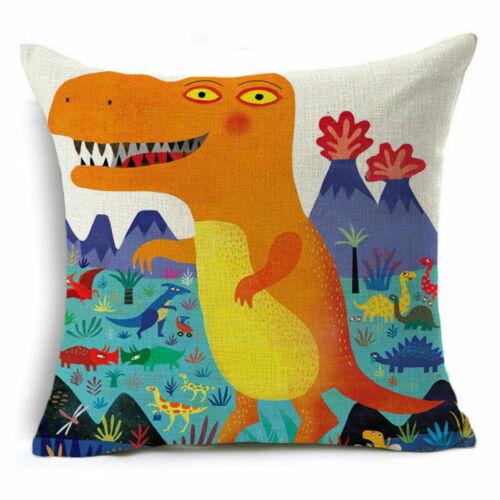 "Oil Painting Art 18/""Cotton Linen Throw Pillow Case Sofa Cushion Cover Home Decor"