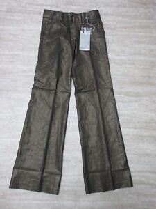 Neu Da-nang Überproduktion Damen Hose Garn Bronze Lbs1970 Größe Kleidung & Accessoires Hosen 6