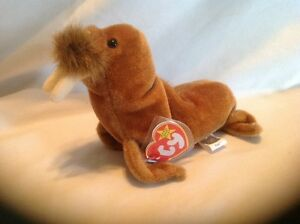 Image is loading Ty-PAUL-The-Walrus-Retired-Beanie-Baby-1999- b10ce540470